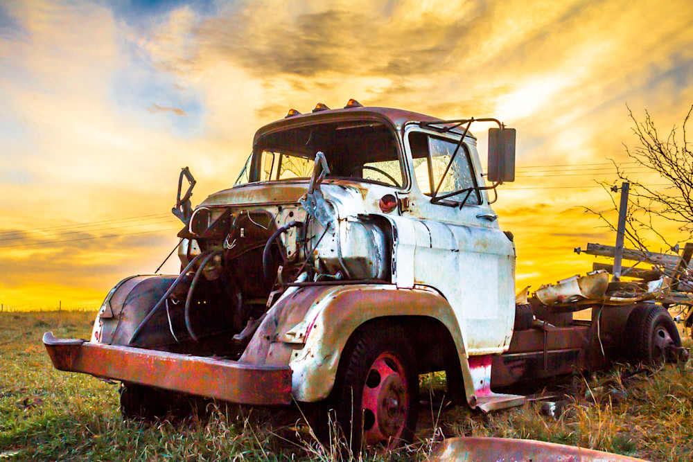 0178 Old Truck