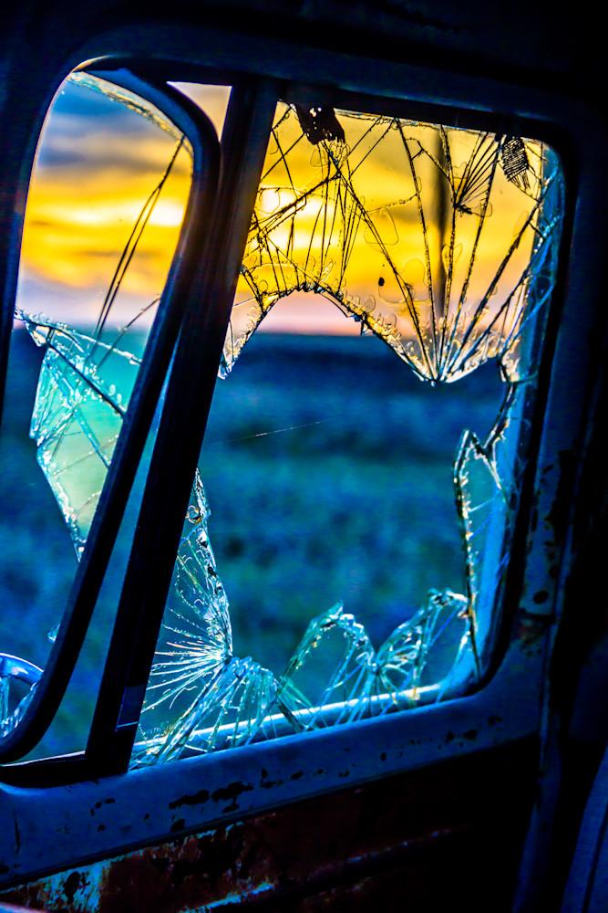 0185 Broken Glass