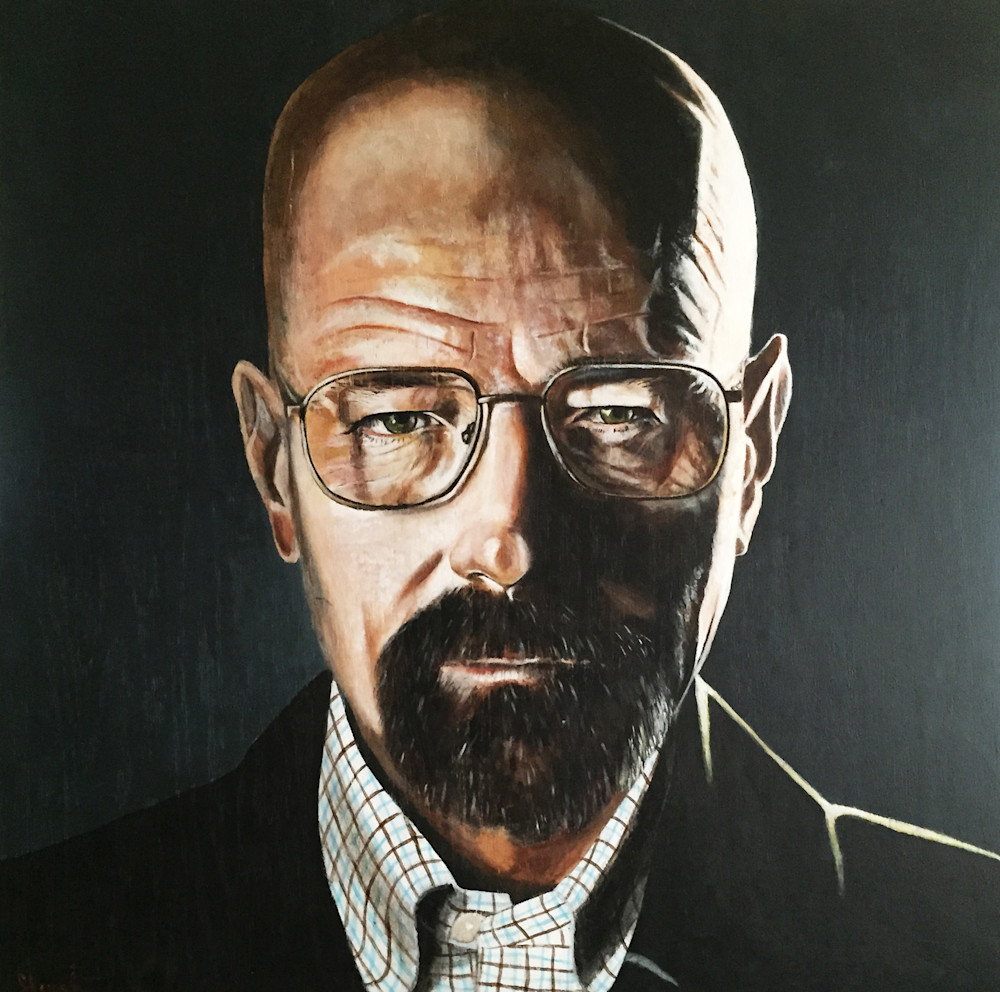 The One Who Knocks (Walter White)