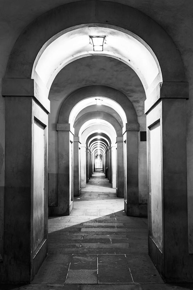 The Corridor Light Photography Art | Jon Blake Photography