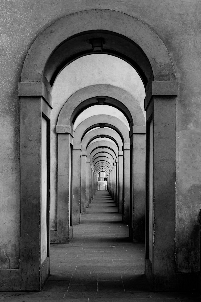 The Corridor Photography Art | Jon Blake Photography