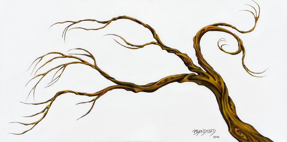 Pursual | Fantastic Branch Art by Bjorn Brondsted