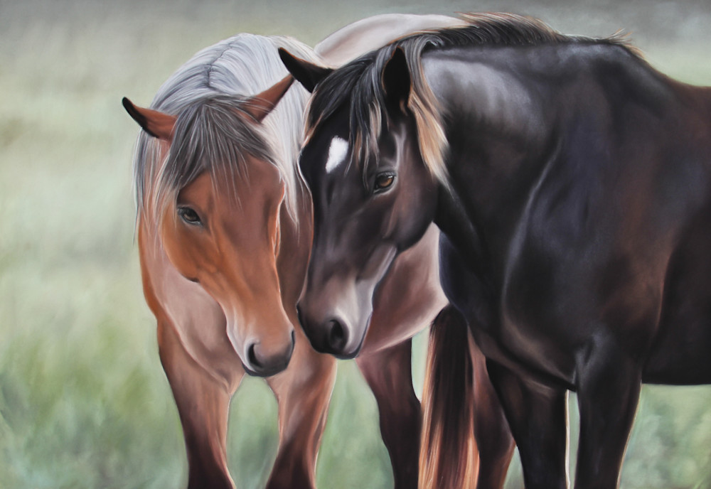 Companions Art | Lauren Herr Fine Art