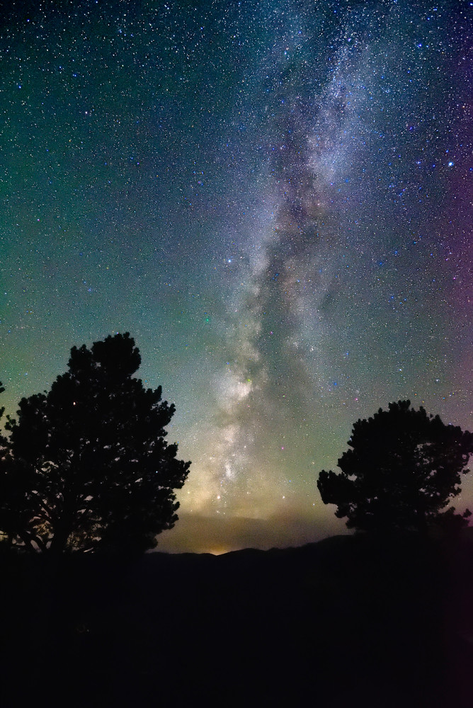 N Ight Sky From Farview Curve Photography Art | Nicholas Jensen Photography