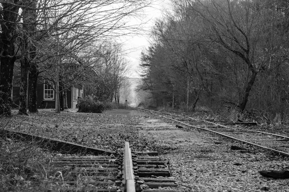 Unfinished Tracks Photography Art   David N . Braun Photography