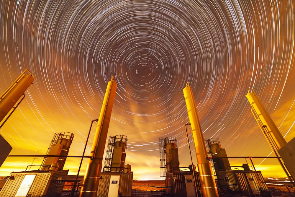 Startrails Abraxus Photography Art   Derrick Snider Imagery