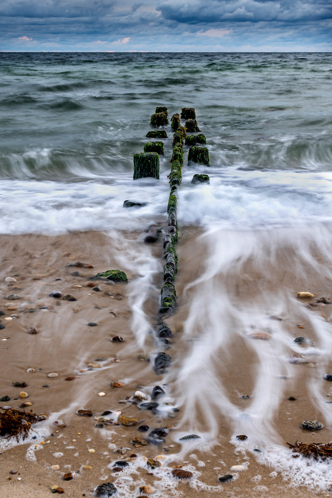 Washed Away, Oak Bluffs, Marthas Vineyard by Marc Ye