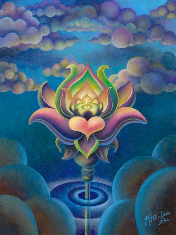 Wondeflor - Fine Art Prints for Sale - The Art of Ishka Lha