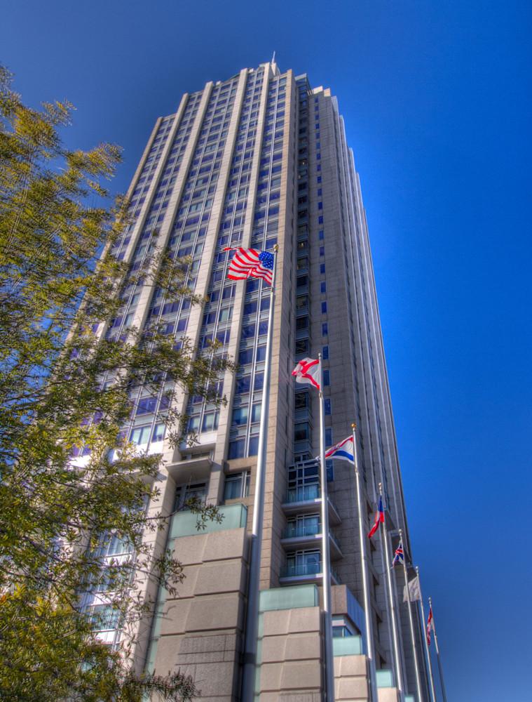 RSA Tower - Mobile, Alabama