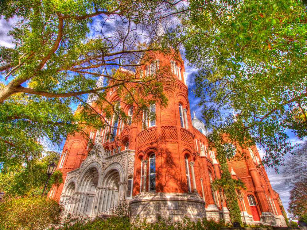 Sacred Heart Catholic Church - Augusta, Georgia - II