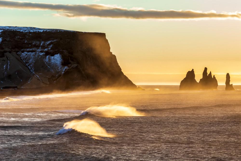 Iceland Ocean Wall Art Photographs | Robbie George