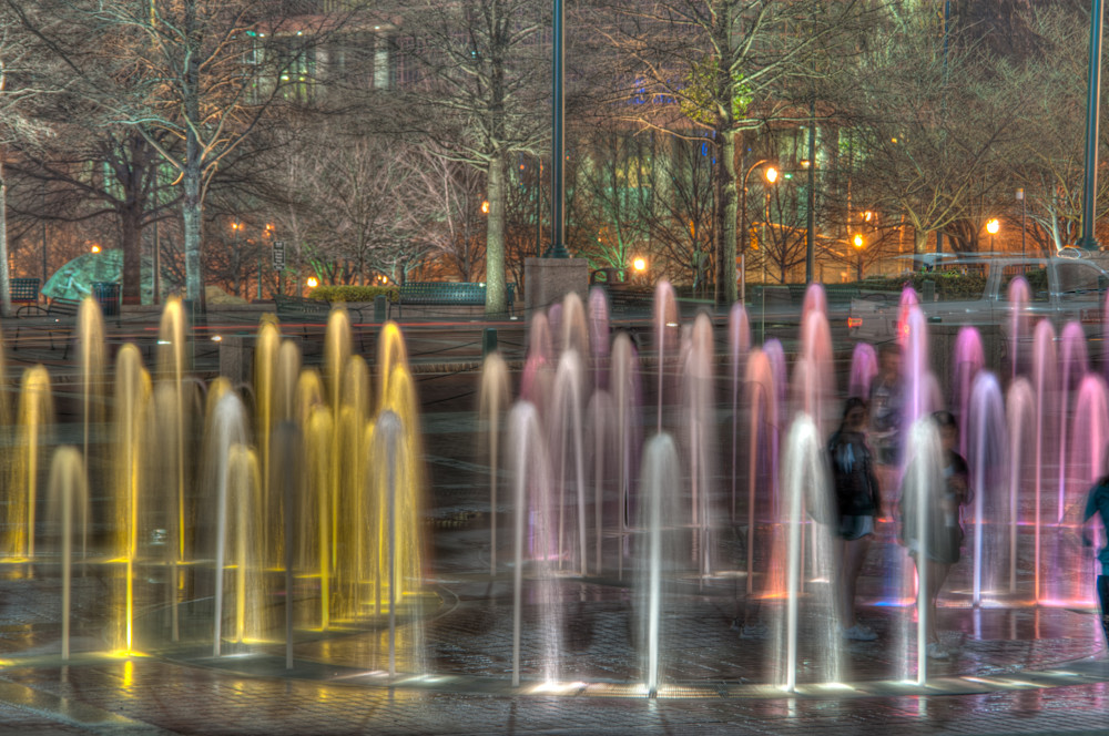 Fountain of Rings - Centennial Olympic Park