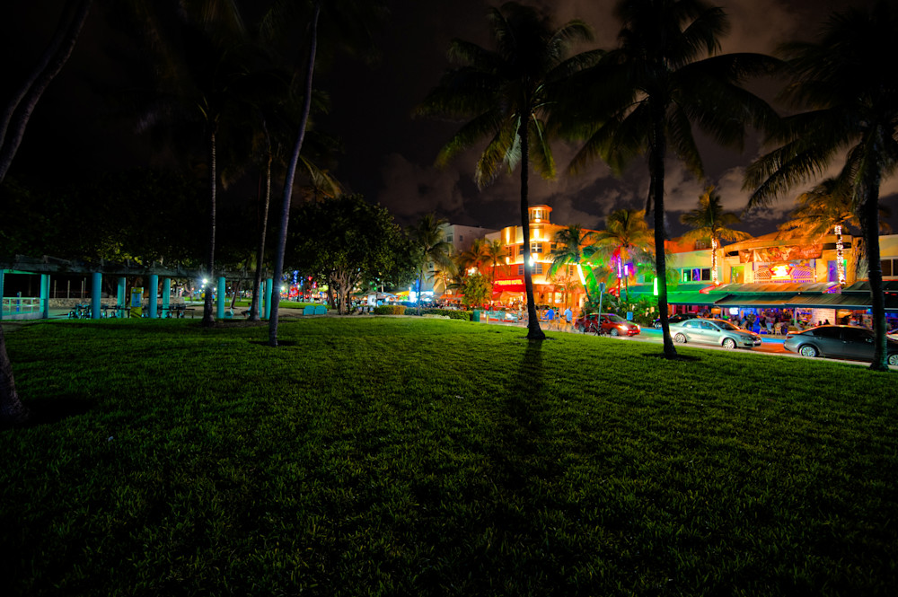 South Beach Miami Nightlife