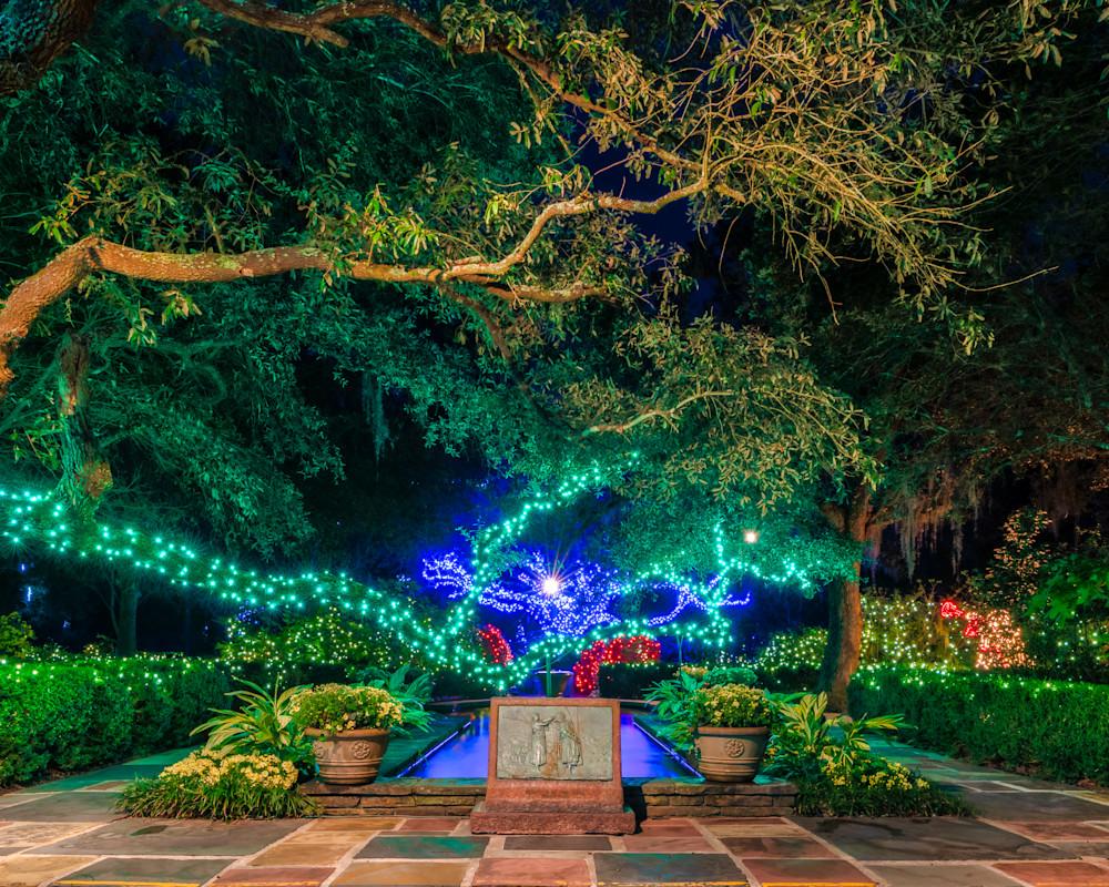 Bellingrath Gardens Christmas In Lights I