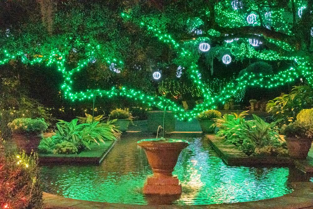 Bellingrath Gardens Christmas In Lights II