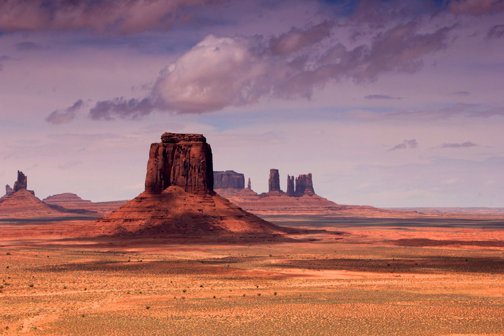 Artist's Point, Monument Valley