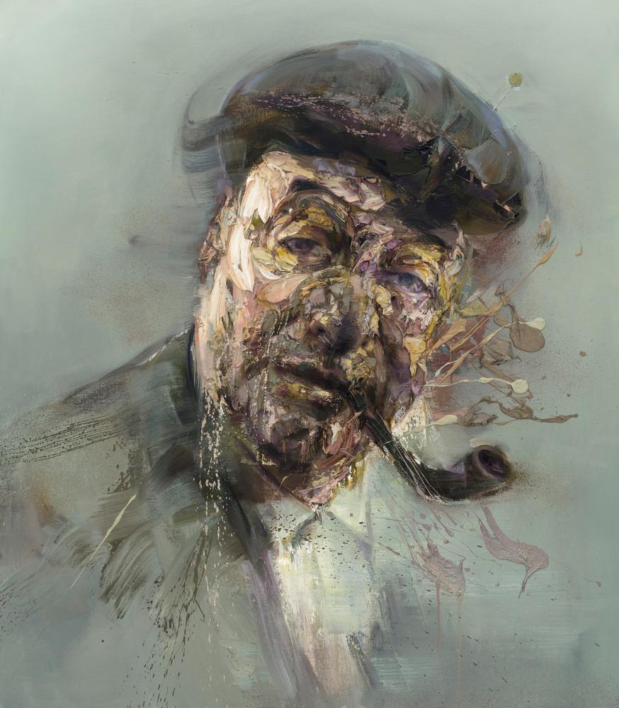 Pablo Neruda Art | Mathieu Laca