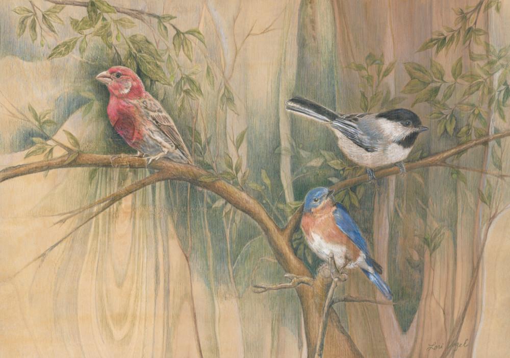 Morning Serenade Art | Lori Vogel Studio