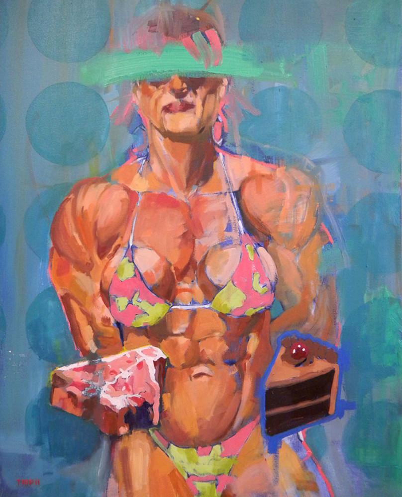 Matt Pierson Artworks | Beef-Cake