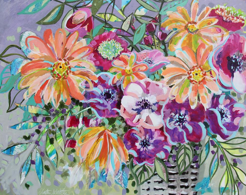 Then Sings My Soul Art | Kristin Webster Art Studio