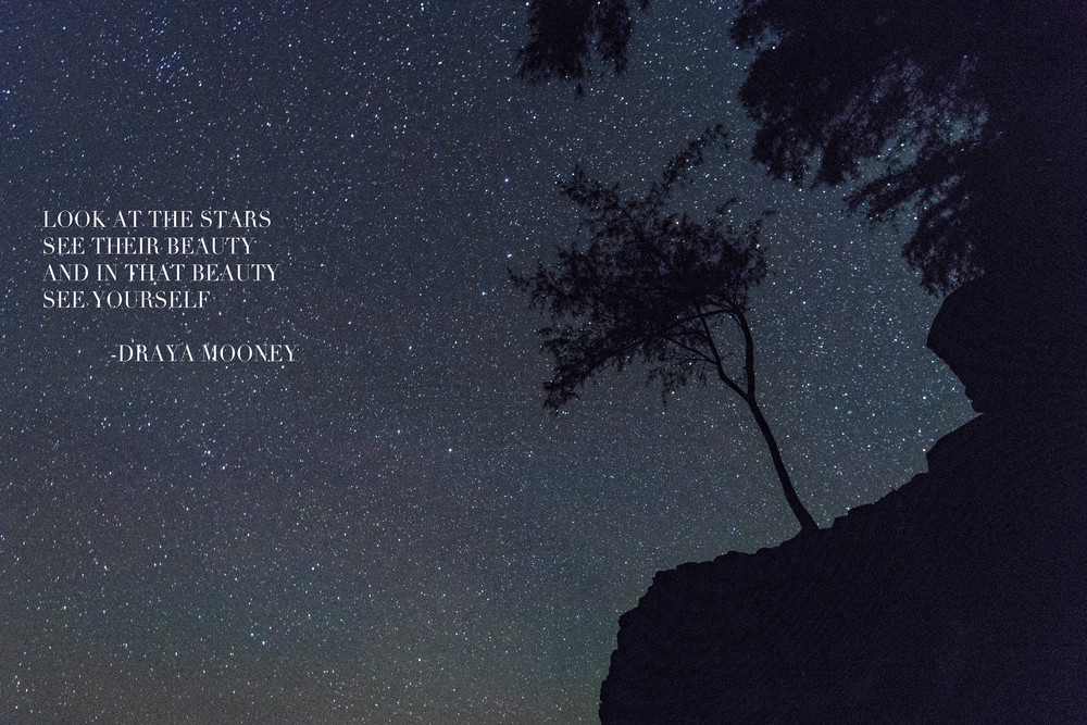 Beauty Within Photo with Quote by Marc Ye
