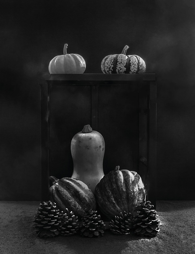 A Fine Art Photograph of Romantic Fruits by Michael Pucciarelli