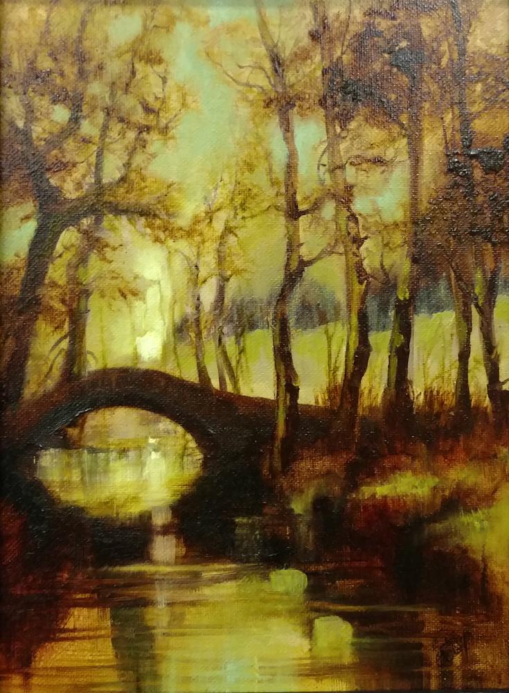 Bridge Unburned