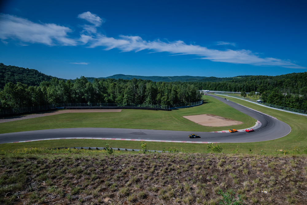 Turns 4 & 5 - Circuit - Mont Tremblant