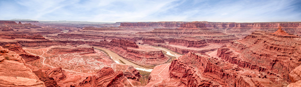 Dead Horse Point State Park overlook photography