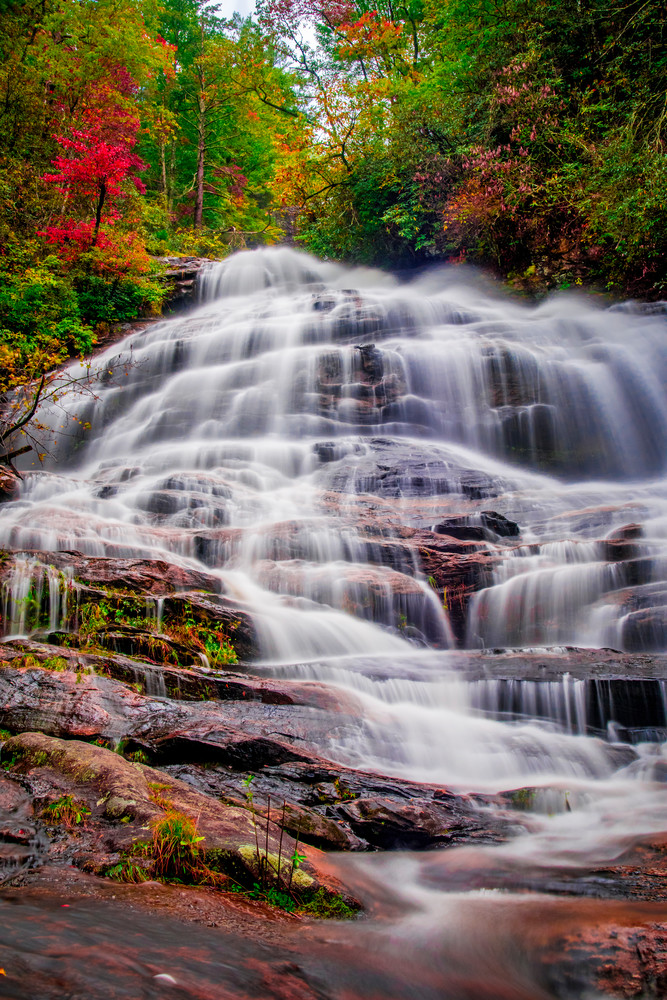 Lower Glen Falls photography