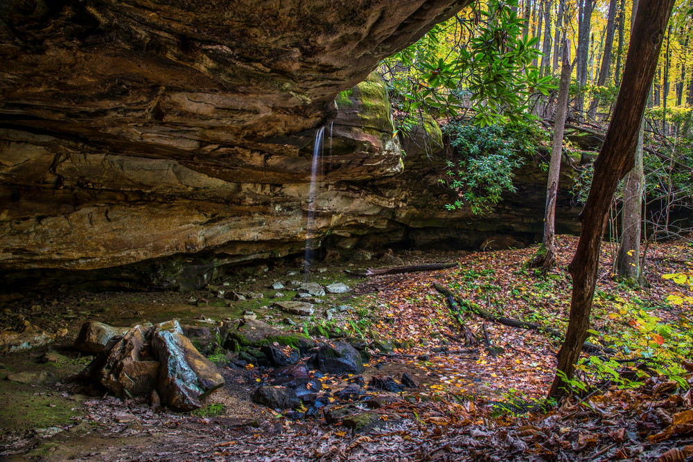 Tecumseh Falls waterfall photography