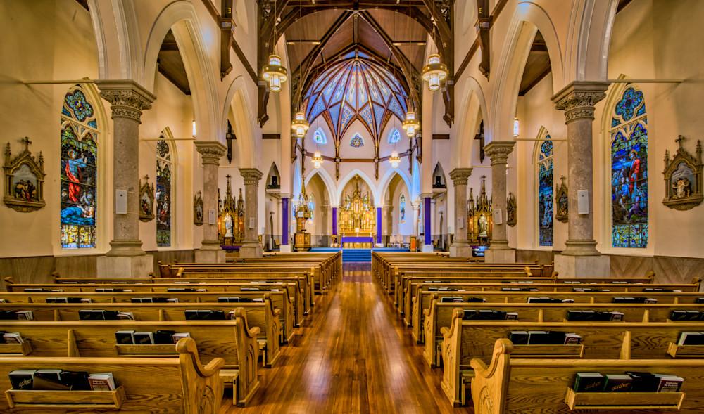 Ascension Catholic Church photography
