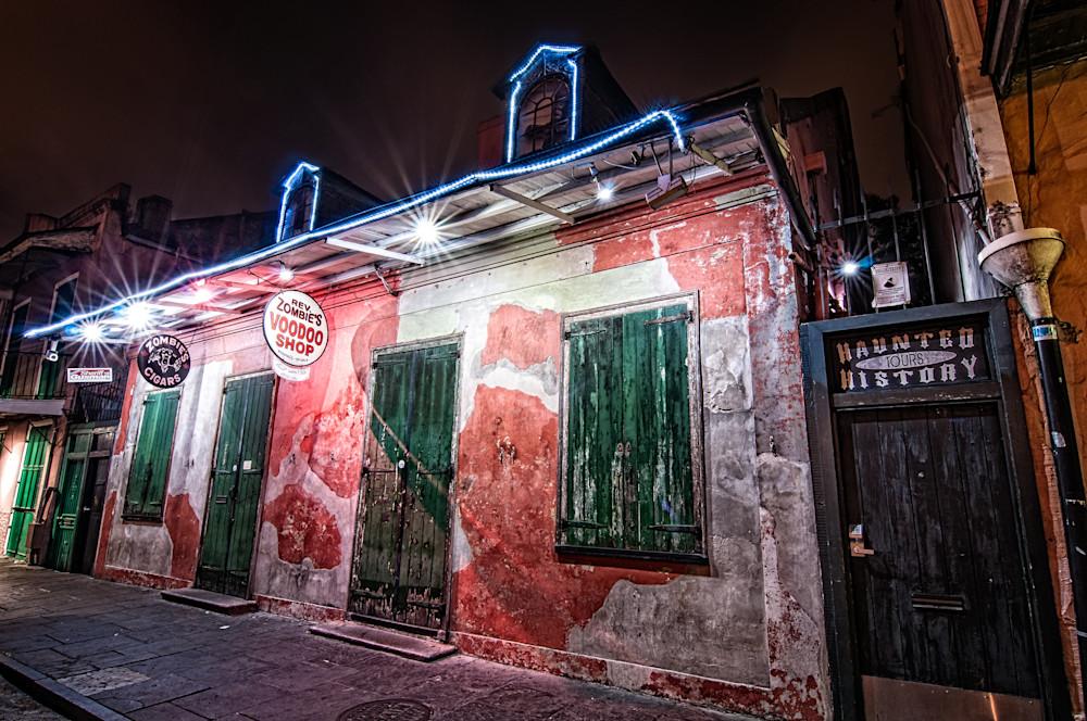 Reverand Zombie's Voodoo Shop