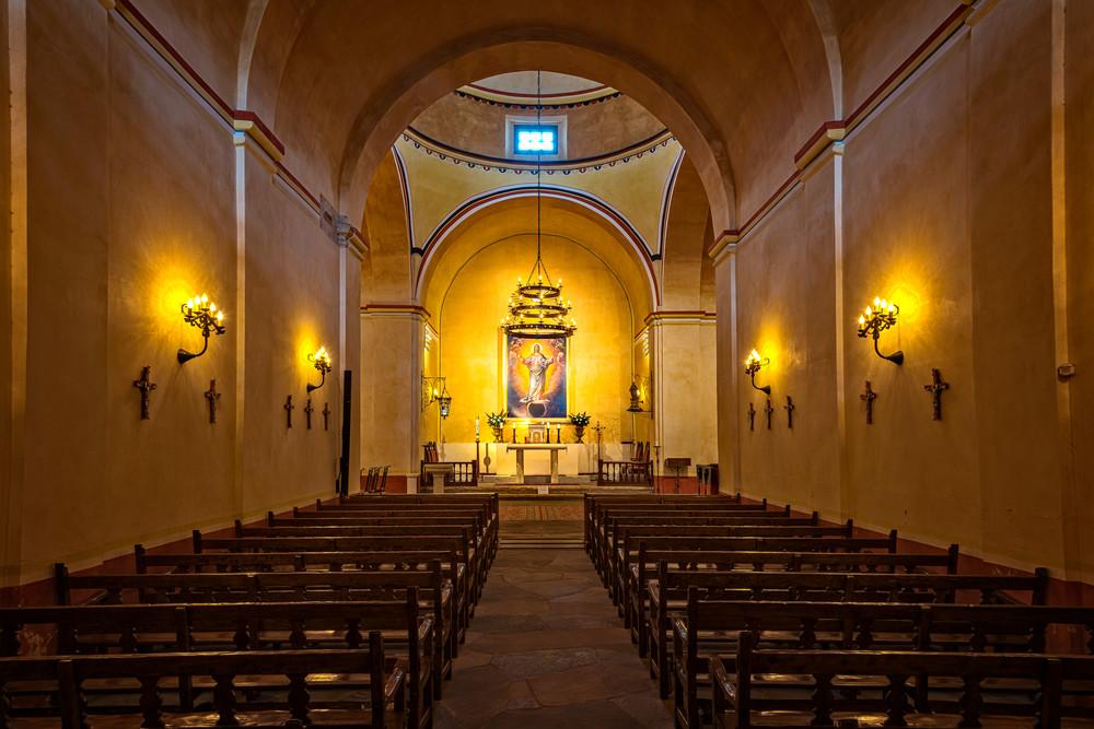 Mission Concepcion sanctuary photography