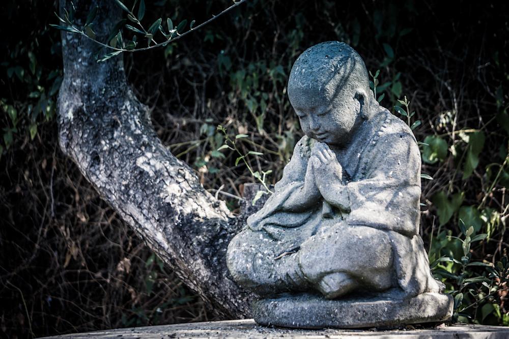 Prayer in Stone