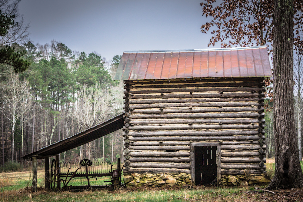 Granddaddy's Tobacco Barn