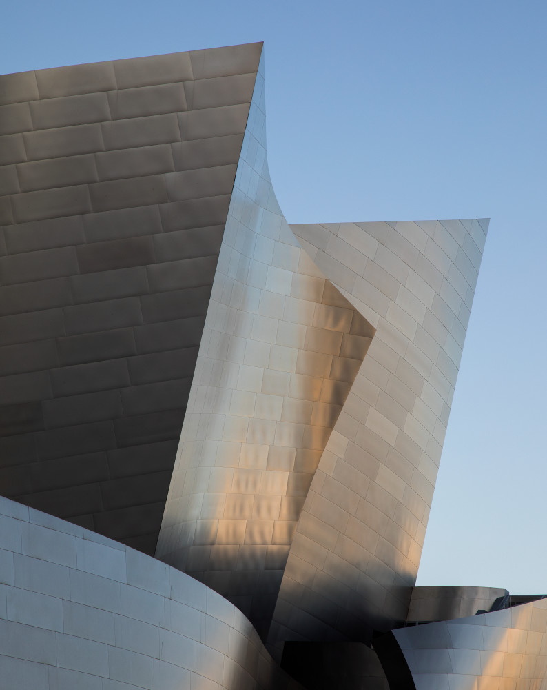 Walt Disney Concert Hall 1 Photography Art | Leiken Photography