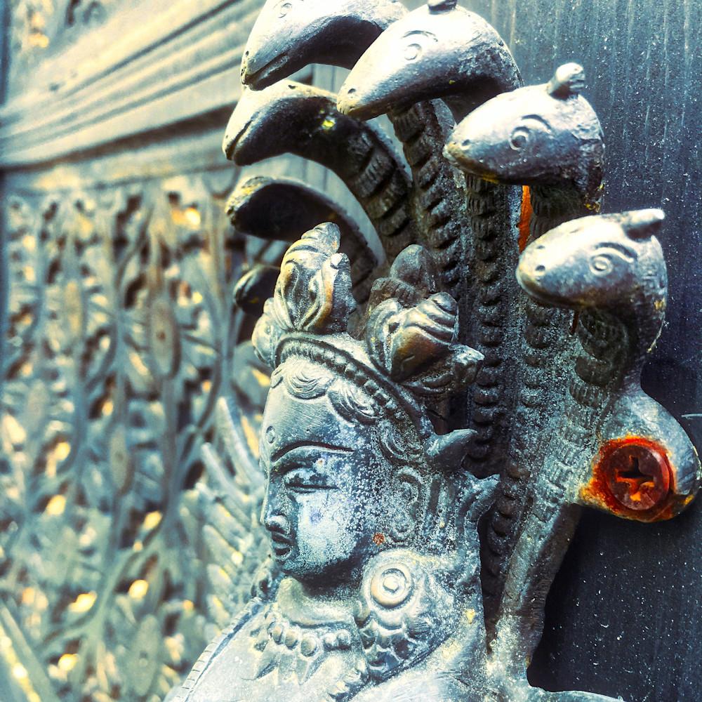 Snake Goddess Art | SkotoArt