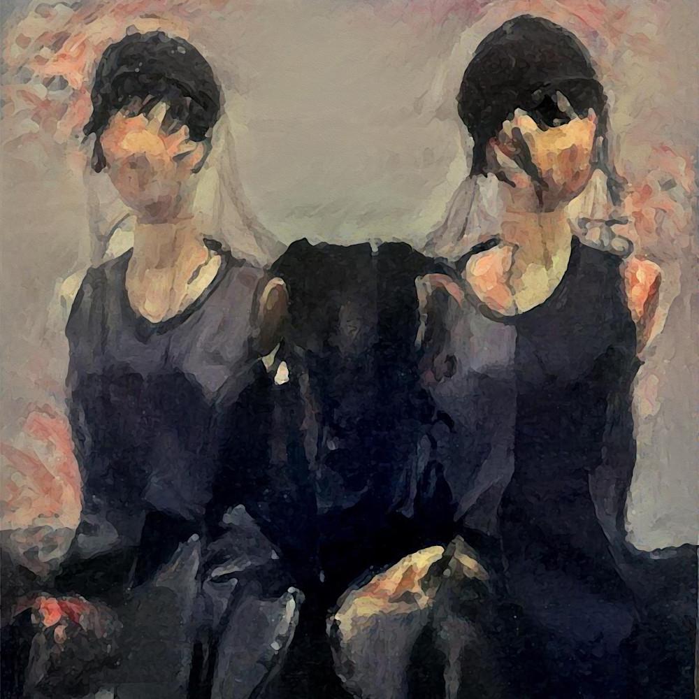 The Twins Art | SkotoArt