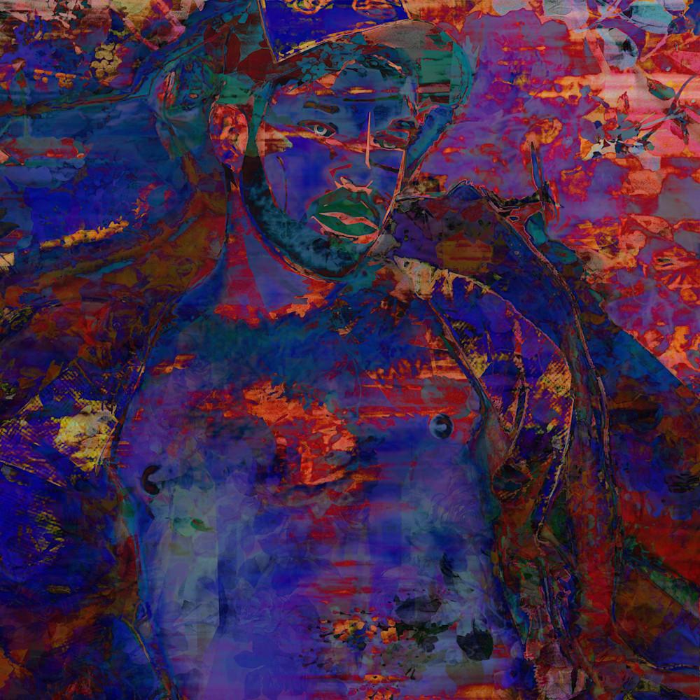 Donovan | Chalk Man Revisited Art | SkotoArt
