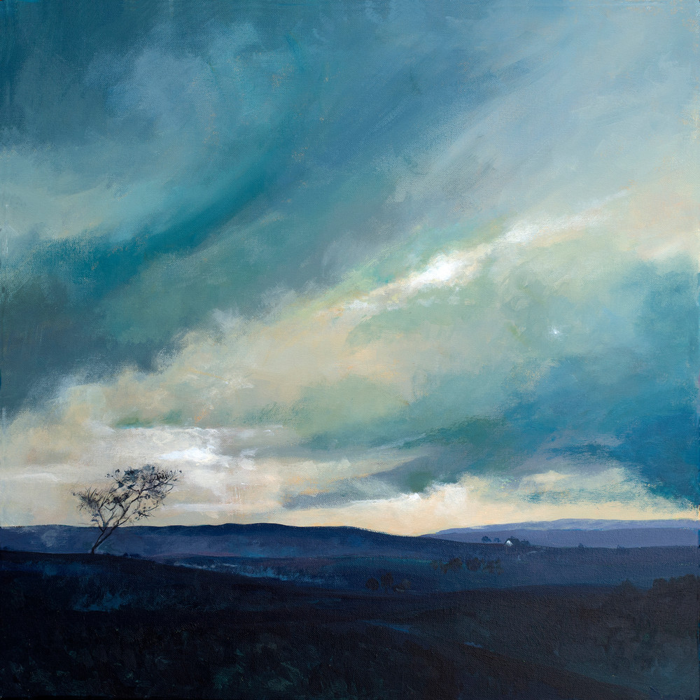 Yorkshire Moors Art Print / Denise Di Battista