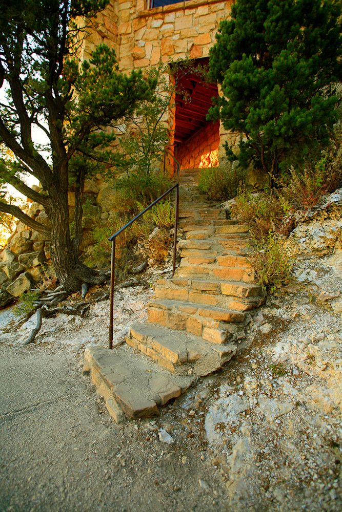 Grand Canyon - Stairway Photo Print