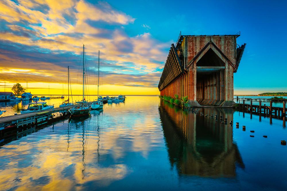 Marquette Ore Dock H