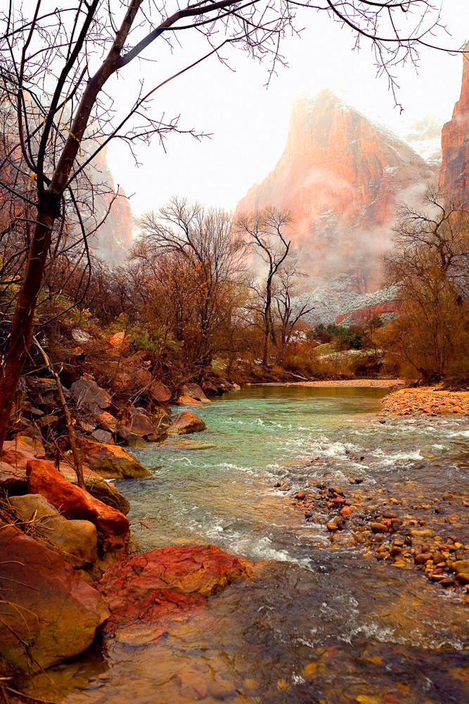 Zion - Abraham Photo Print