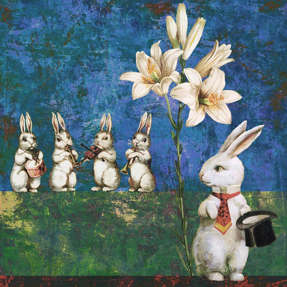 Easter Quartet Art | SkotoArt