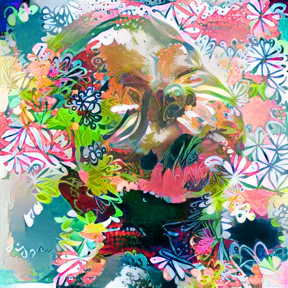 Pain Flowers Art | SkotoArt