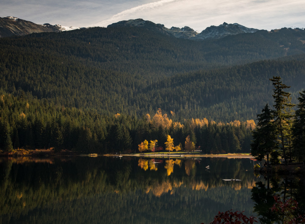 Lost Lake BC