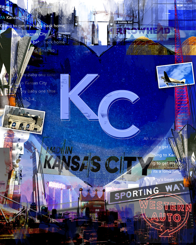 Heart of Kansas City collage