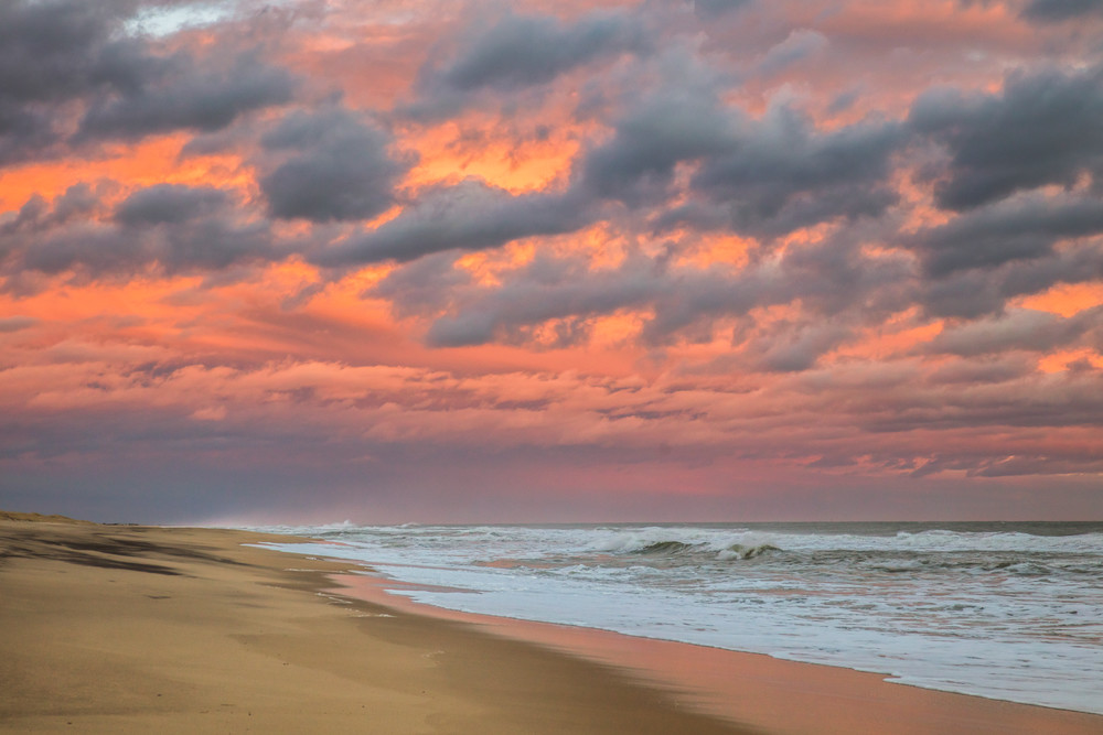 Black Point Beach Carbon Clouds