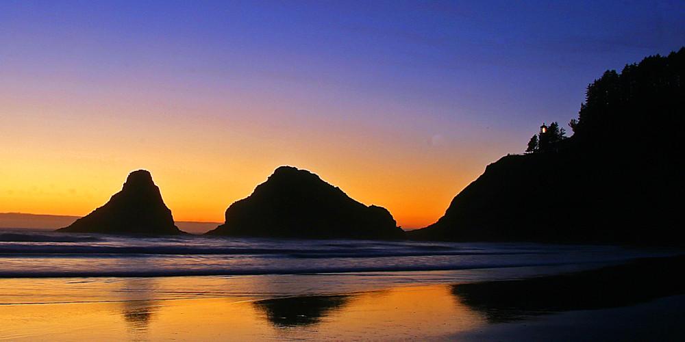 Devil's Sunset - Sunset Photography | William Drew